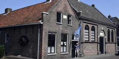 De synagoge in Coevorden. Foto Boudewijn Benting