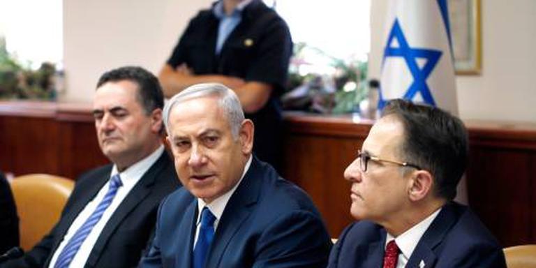 Knesset voor voorstel 'Joodse Natie'