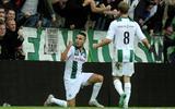 Mimoun Mahi tekende voor twee goals