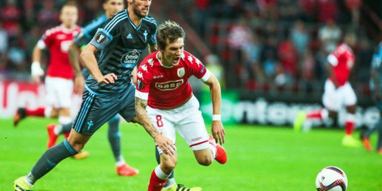 Standard Luik gelijk tegen Celta de Vigo