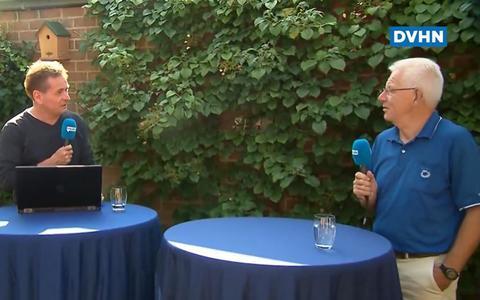 DVHN Live: Wat gaat er om in de hoofden van topsporters Robben en Mollema?