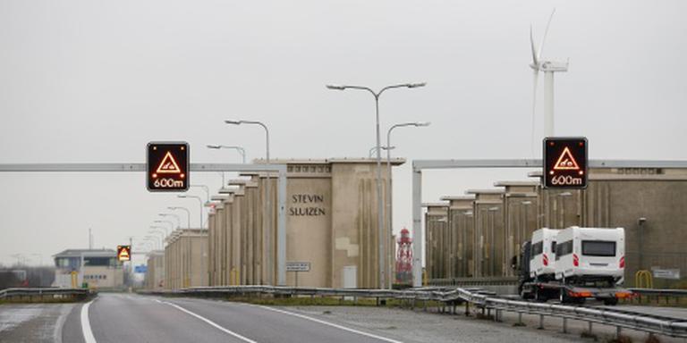 Weer brugproblemen op Afsluitdijk