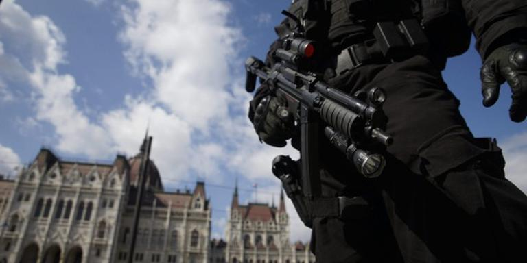 Geheimzinnige explosie in Boedapest