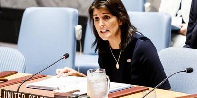 VS-afgezant Haley verwerpt Iraanse verwijten