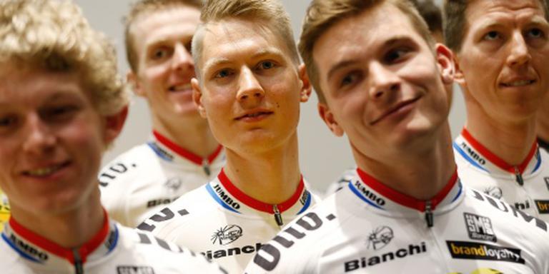 LottoNL-Jumbo met zeven nieuwe renners