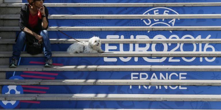 UEFA geeft Frankrijk pluim voor 'veilig' EK