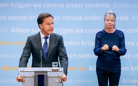 Dit zei premier Rutte bij de persconferentie over corona: de hoofdpunten op een rijtje
