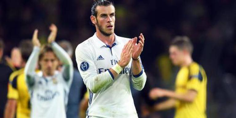 Ook Bale gaat contract bij Real verlengen
