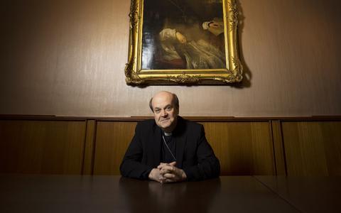 Bisschop Hans van den Hende: 'Wachten tot corona overvliegt is geen christelijke optie'