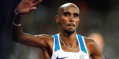 Farah start opnieuw in marathon Londen