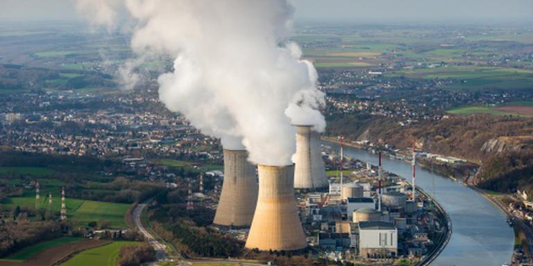 Een kerncentrale. FOTO ARCHIEF DVHN / ANP