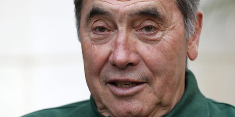 Merckx koopt politiechef om met fietsen