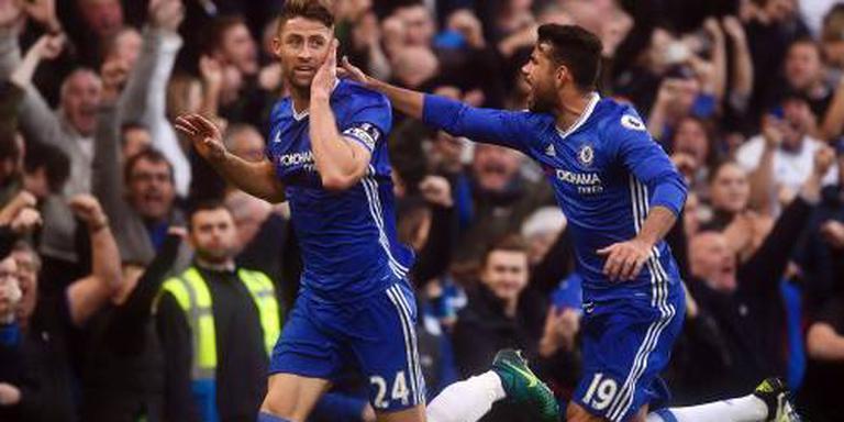 Chelsea sluit oktober af zonder puntenverlies