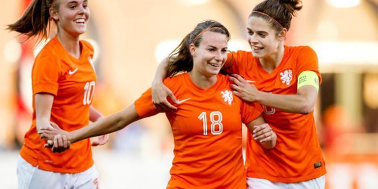 Van der Laan haalt Renate Jansen bij Oranje