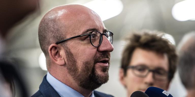 Parlementaire opening België zonder premier