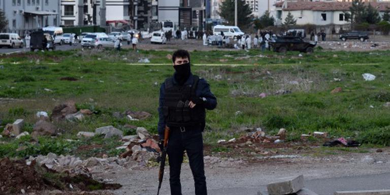 Dode bij aanslag op legerbasis Turkije
