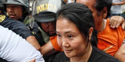 Rechter in Peru beveelt vastname Fujimori