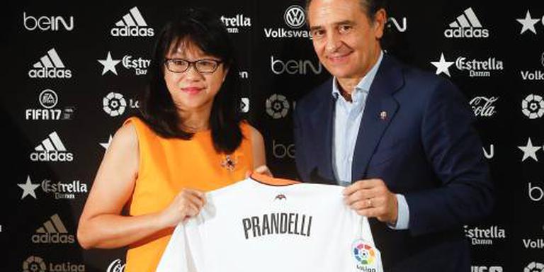 Prandelli debuteert met zege voor Valencia