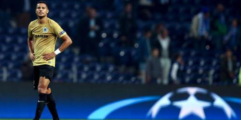 Club Brugge wint diep in blessuretijd