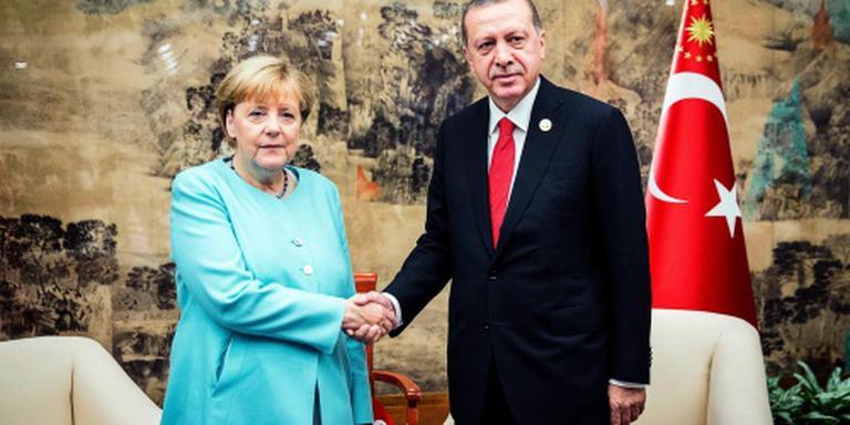 Merkel optimistisch over visumakkoord Turkije