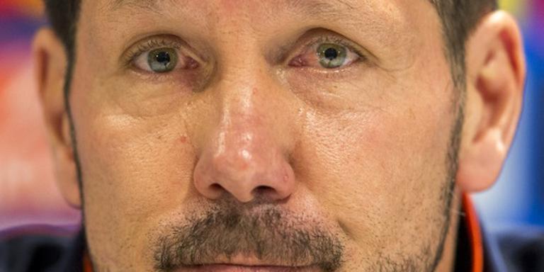 Simeone: snelheid PSV controleren