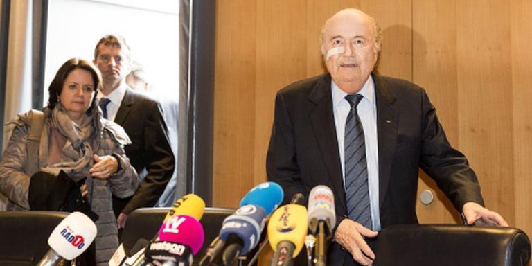 Blatter in beroep tegen schorsing