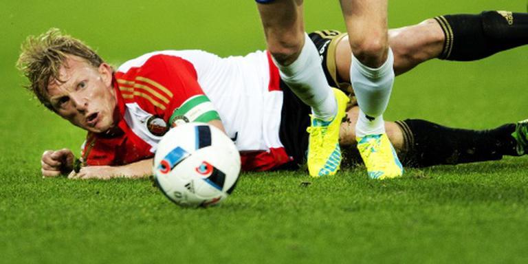 Kuijt nog onzeker bij Feyenoord