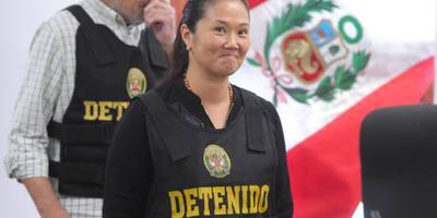 Rechtbank beveelt vrijlating Keiko Fujimori