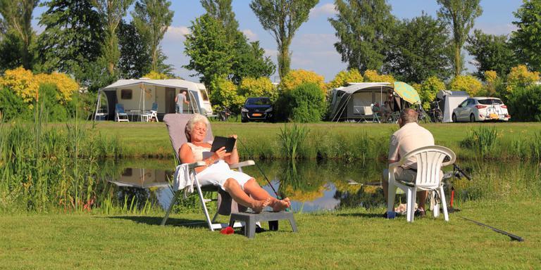 Natuurcamping Buiten Midlaren kan verder met uitbreiding en modernisering.