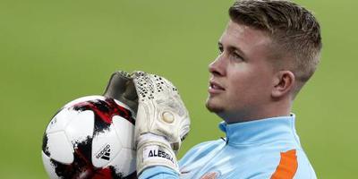 Doelman Padt langer bij FC Groningen