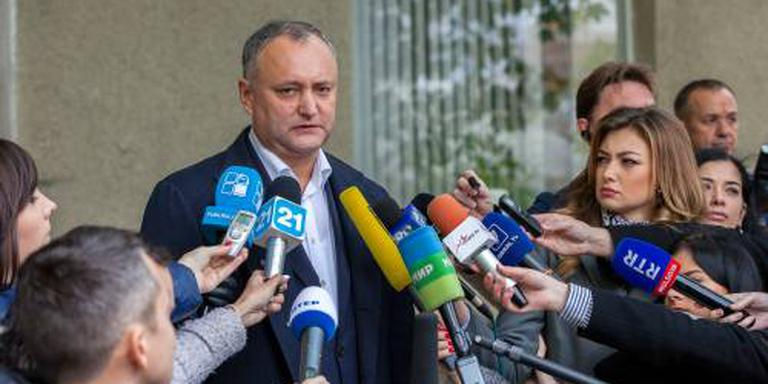 Moldavië moet opnieuw naar de stembus
