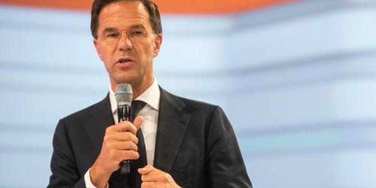 Rutte condoleert Belgen om schietpartij Luik