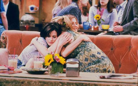 Ross, Rachel, Joey, Monica, Chandler en Phoebe nog een allerlaatste keer samen op televisie. Fans wrijven zich alvast in de handen voor de reünie van Friends