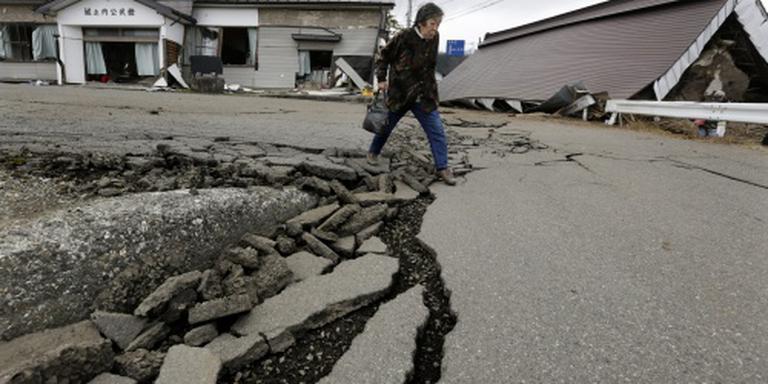 Doden na krachtige beving in zuiden Japan