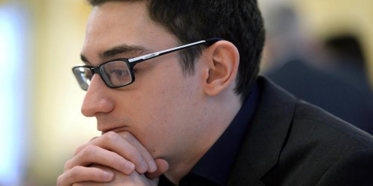 Caruana loopt in op Carlsen