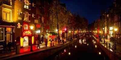 Amsterdam maakt eind aan rondleiding Wallen