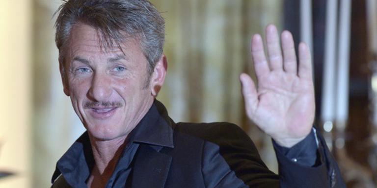 Sean Penn trots op scoop El Chapo