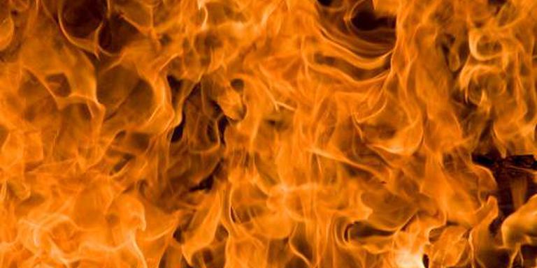 Ruim 20 doden door brand in Indiase kliniek