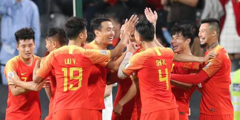 Zuid-Korea en China succesvol in Azië