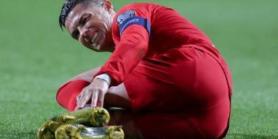 Portugal speelt 0-0 bij terugkeer Ronaldo