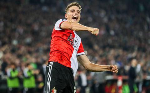 Feyenoord wint in Eredivisie ook van Heerenveen