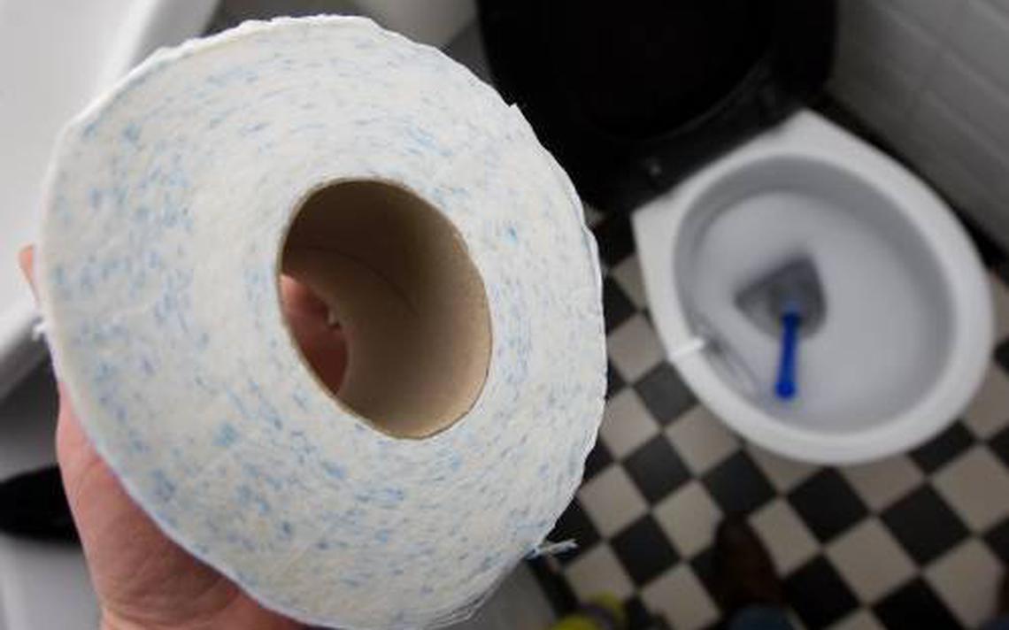 Commercieel hergebruik van wc papier zet door economie for Wc ontwikkeling