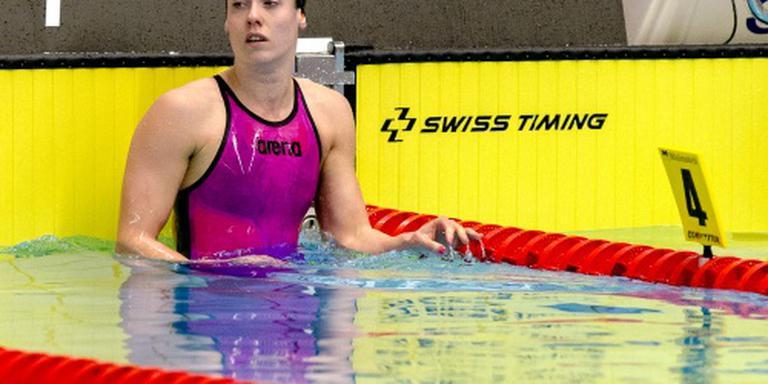 Nijhuis moet Swim Cup overslaan