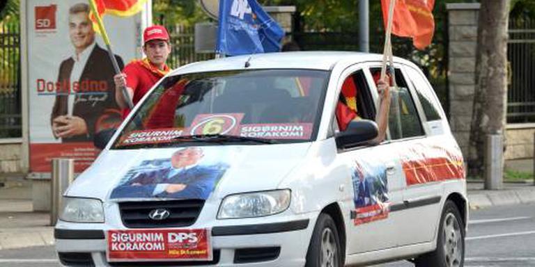 Montegegro pakt bij verkiezingen Serviërs op