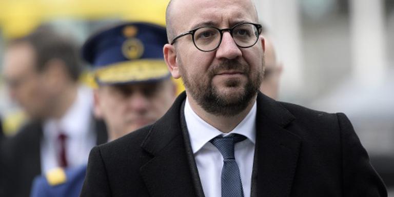 'Terroristen Brussel hadden premier in vizier'