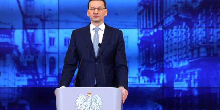 Polen licht hervormingen in Brussel toe