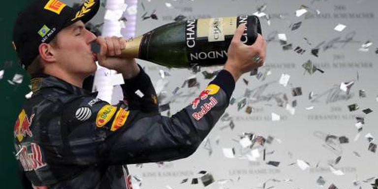 Ongeloof bij teambaas Horner over Verstappen