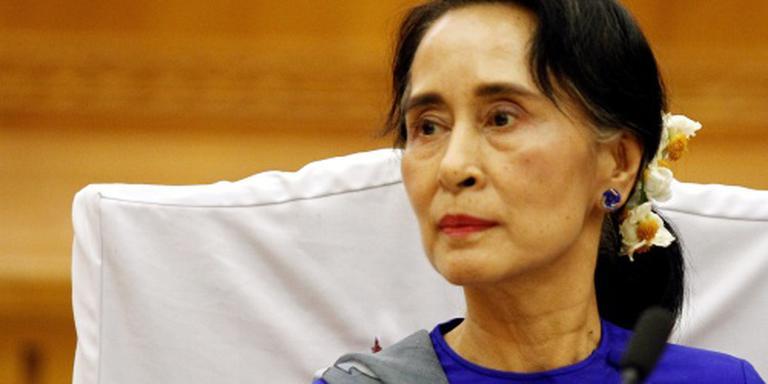 Partij Suu Kyi onthult presidentskandidaten