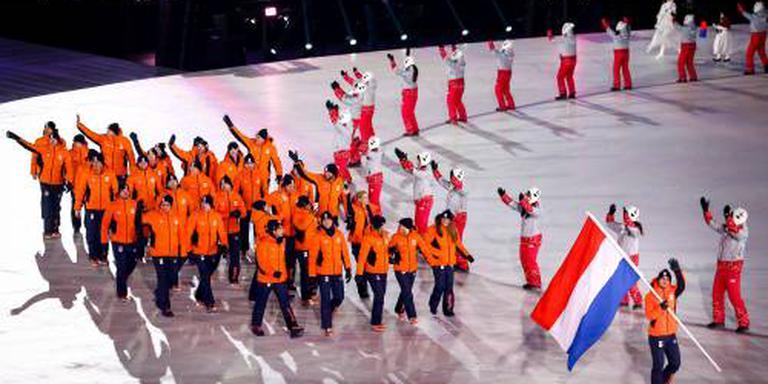 Koning en Máxima wensen Nederlanders succes