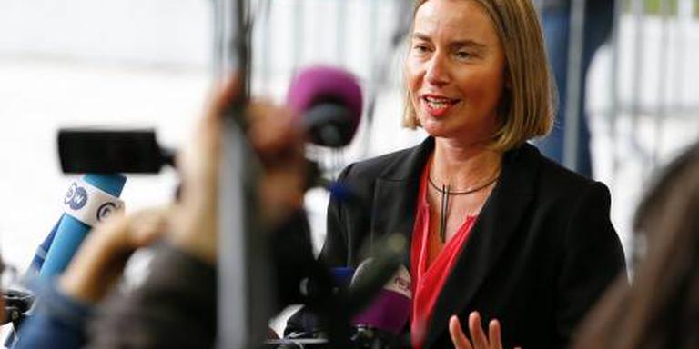EU zet in op diplomatie na Syri-aanval